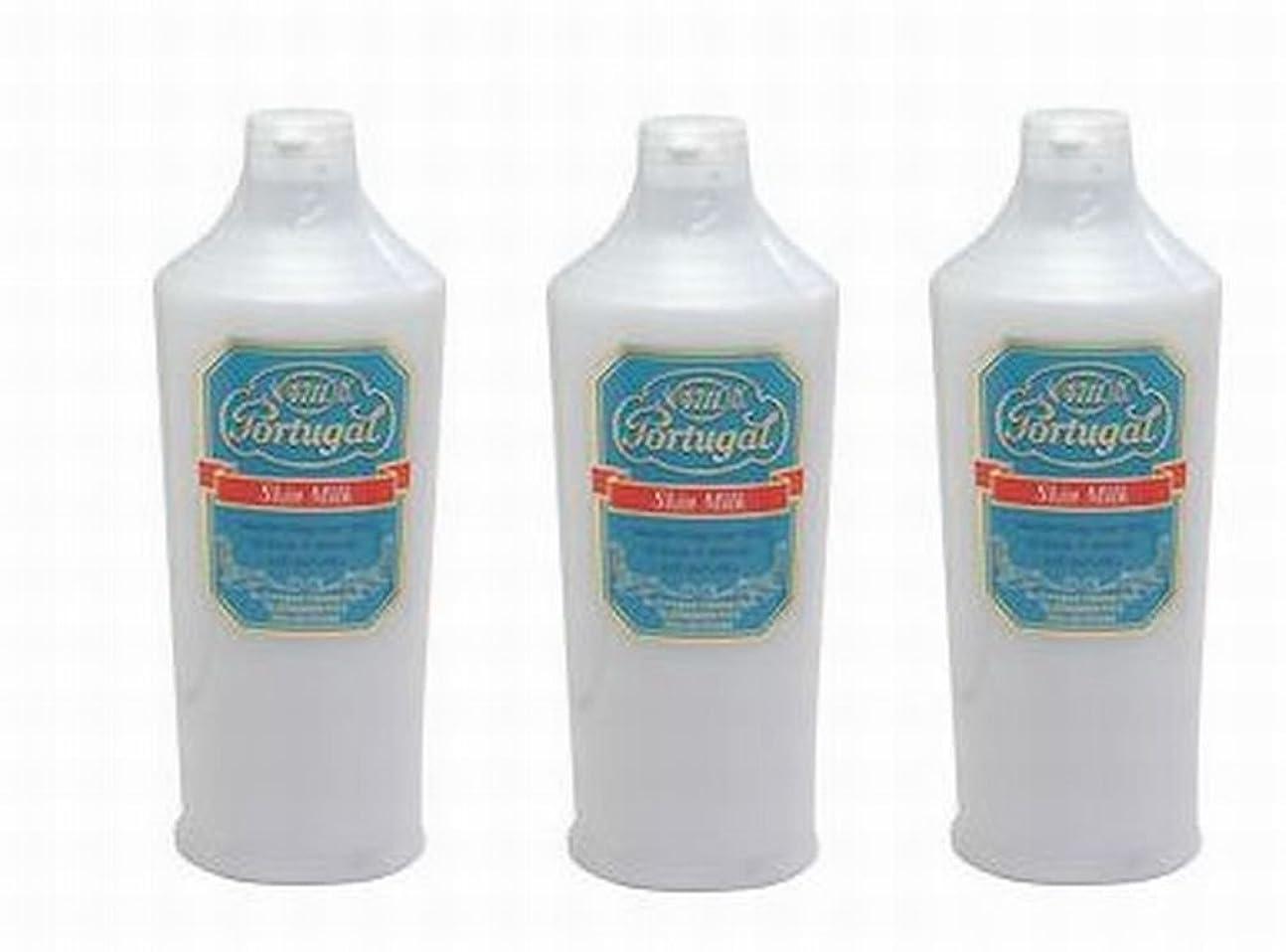 砂利安定エリート4711 ポーチュガルスキンミルク 500ml×3本セット