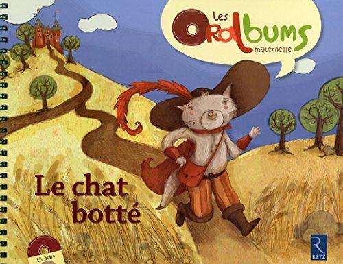 Le Chat botté (+ CD audio)