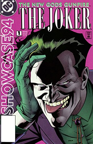 Showcase '94 #1 (English Edition)