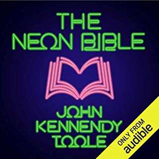 The Neon Bible audiobook cover art