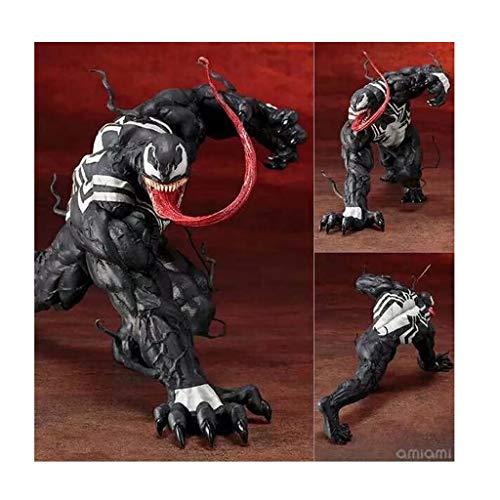 Maweiwei-Tienda Modelo de Juguete Masacre Extraordinario Spiderman Yamaguchi Venom Extraíble Electrónica Luz Anime Juguete