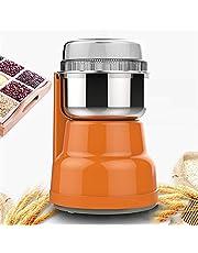 Multifunctionele smashmachine, 300W draagbare roestvrijstalen elektrische graanmolen, mini elektrische koffieboonmolen, 220V elektrische kruidenkruidverstuiver