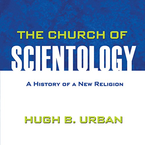 The Church of Scientology audiobook cover art