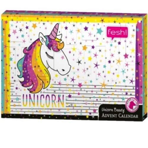 Unicorn Magical Advent Calendar Adventskalender Advent Beauty Surpris 24 teilig WoW