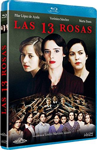 Las 13 rosas [Blu-ray] Pilar López de Ayala