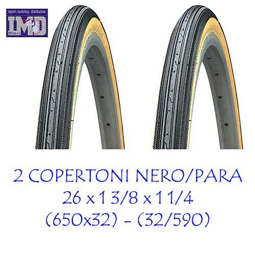 MOD Dimensione: 26/x 1,75 Colore: Nero VEE RUBBER Copertone//Pneumatico Shimano VR-185