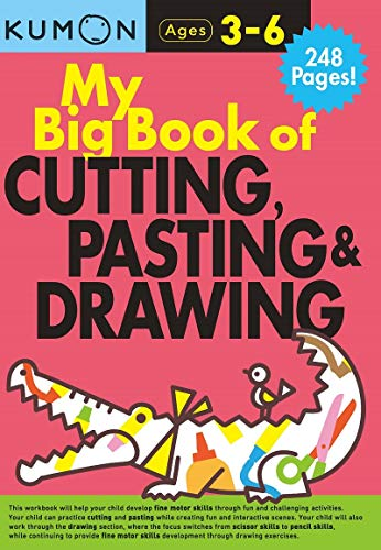 My Big Book of Cutting, Pasting, & Drawingの詳細を見る