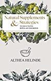 Natural Supplements & Treatment for Bipolar Disorder
