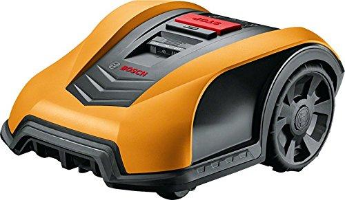 Bosch Cover für Mähroboter Indego 350/400, im Karton, orange