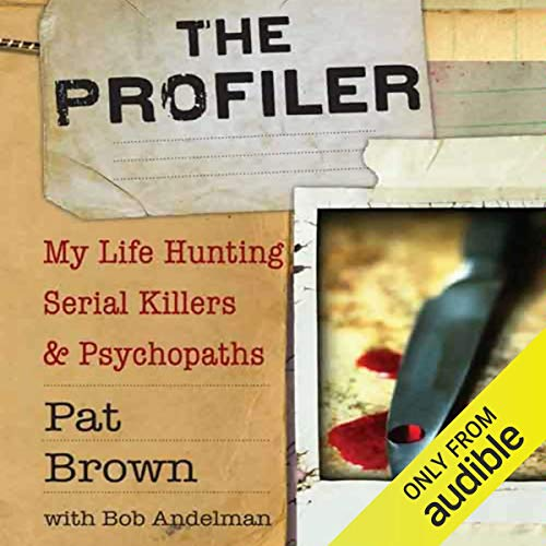 The Profiler audiobook cover art