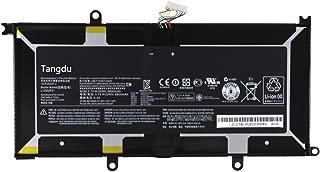 Tangdu L12M2P31 New Replacement Laptop Battery for Lenovo IdeaTab K3 Lynx K3011W L12M2P31 3.7v 25wh 6800mah