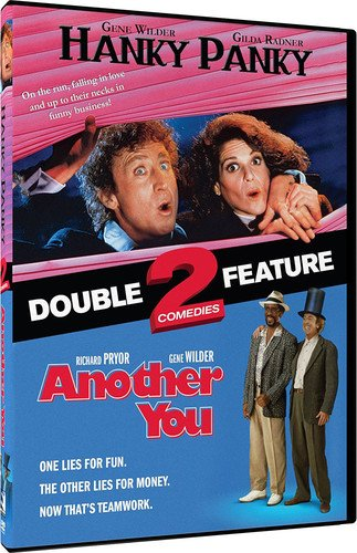 GENE WILDER: DOUBLE FEATURE: HANKY PANKY / ANOTHER - GENE WILDER: DOUBLE FEATURE: HANKY PANKY / ANOTHER (1 DVD)