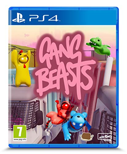 Gang Beasts PS4 [