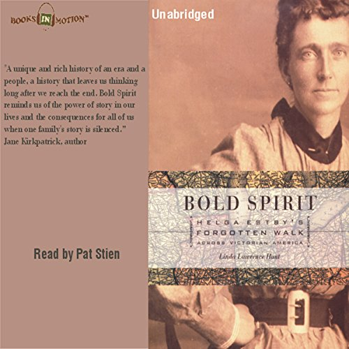 Bold Spirit audiobook cover art