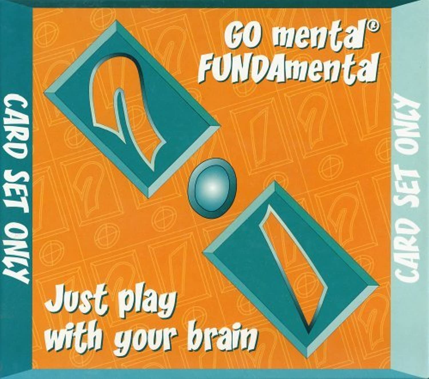 Go Mental FUNDAmental Card Set Only by HL Games