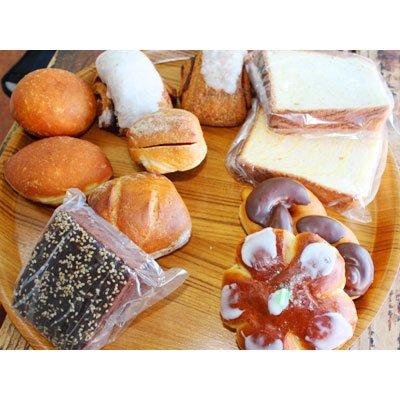 【十勝ブランド認証品】あさひや特製パンセット 9種類のふんわりパンが計13個 1セット