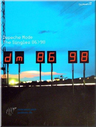 Depeche Mode - Singles 86-98 - Songbook Noten [Musiknoten]
