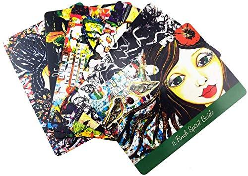 Tarot Deck, Liebe Tarotkarten Tarotkarten Brettspiel Deck Wahrsagerei Anleitung Oracle Party Fate Pdf