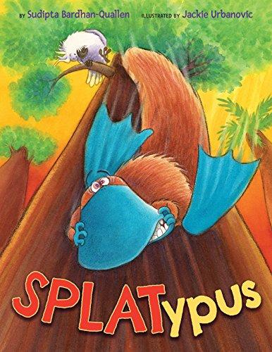 Splatypus (English Edition)