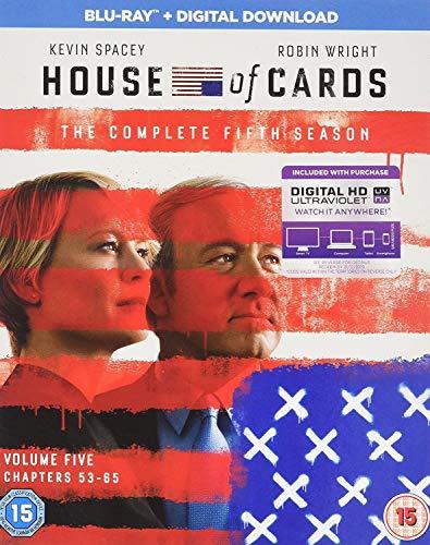 House of Cards - Season 05 [Reino Unido] [Blu-ray]