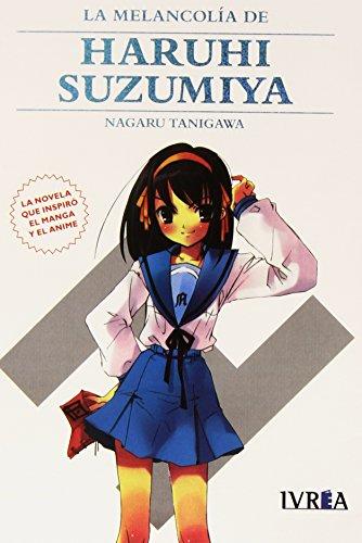 La Melancolía de Haruhi Suzumiya