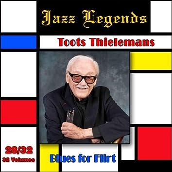 Jazz Legends (Les Légendes du jazz), Vol. 28/32: Toots Thielemans - Blues pour flirter