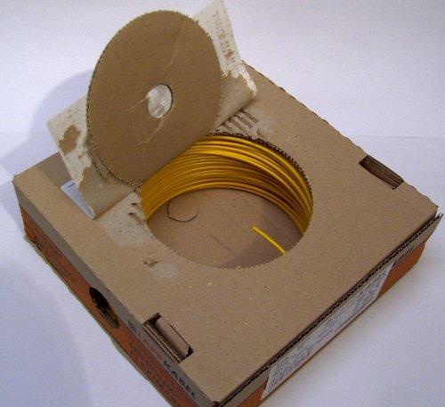 Preisvergleich Produktbild Lapp Kabel Litze H05V-K 0, 75mm² gelb 100M 4510112