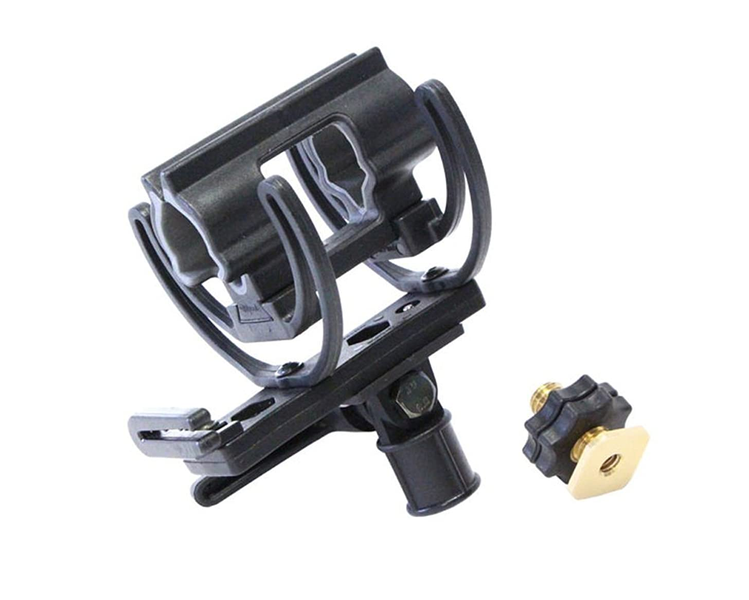Rycote Universal Shotgun Microphone Mount for Cameras and Boom Poles