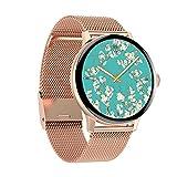 QFSLR Smartwatch, Reloj Inteligente Hombre Mujer, Impermeable...