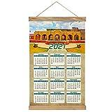 Guatemala Drucken Sie Poster Wandkalender 2021 12 Monate