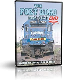 The Port Road, Conrail SD40-2 Cab Ride, Enola to Holtwood Dam