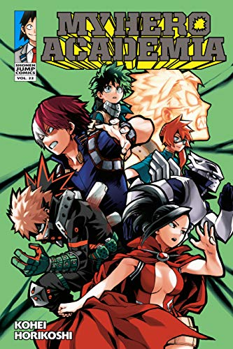 My Hero Academia, Vol. 22: That Which Is Inherited (English Edition)