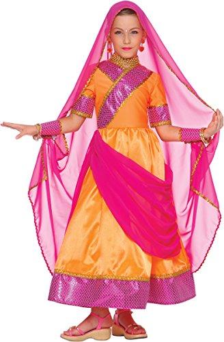 DEGUISE TOI - Déguisement Bollywood Enfant - 5-7 Ans (128 cm)