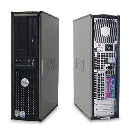 Fast-Dell-Optiplex-Destop-PC-C2D-213GHz-4GB-250GB-DVD-WiFi-19-LCD-Windows-10-Refurbished-Computer-Bundle