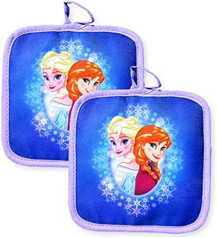 Disney Frozen Kitchen Set 2 Disney Frozen Pot Holders product image