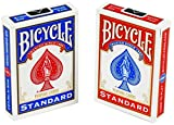 Bicycle Standard Face Playing Cards, 2 Piece