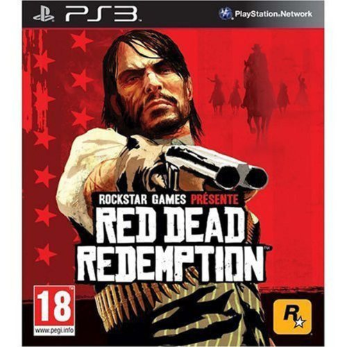 PS3 RED DEAD REDEMPTION LIMITED EDITION