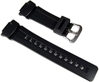 Casio Genuine Replacement Strap for G Shock Watch, Black
