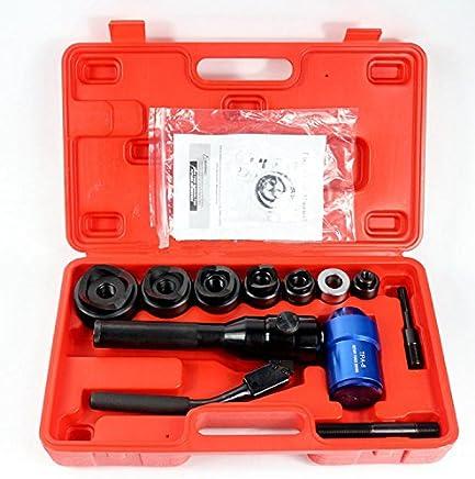 Mabelstar Hydraulische Loch Bagger Werkzeug Hydraulische Loch die Herstellung Herstellung Herstellung Werkzeug tpa-8 kann Punch 22,5–61,5 mm in den 3,5 mm Stahl B06XZ228S3   Angenehmes Aussehen  f19145