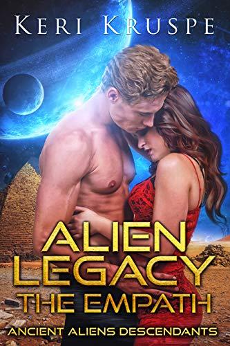 Alien Legacy: The Empath by Kruspe, Keri