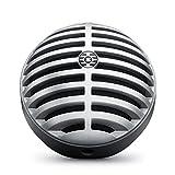 Shure MV5 Digital Condenser Microphone (Gray) + USB & Lightning Cable...
