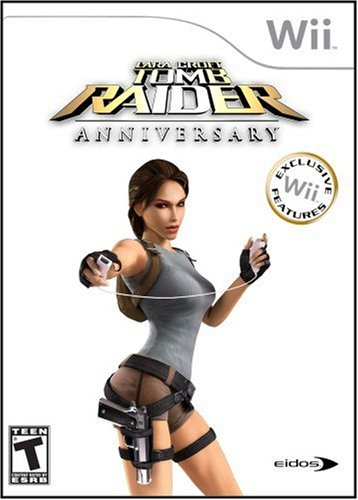 Tomb Raider Anniversary by Square Enix
