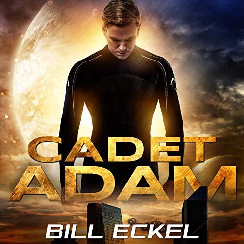 Cadet Adam audiobook cover art