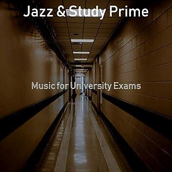 Music for University Exams