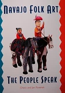 Navajo Folk Art: The People Speak