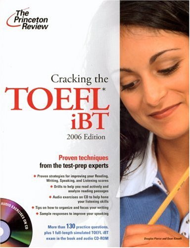 The Princeton Review Cracking the Toefl Ibt 2006