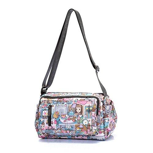 Sincere® sac de loisirs / Messenger / sac bandoulière-1