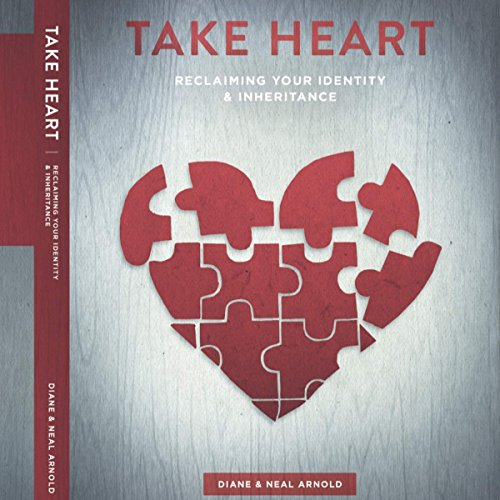 Take Heart audiobook cover art