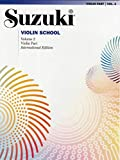 Suzuki Violin School: Volume 2 (Violin Part) (Suzuki Violin School, Violin Part)