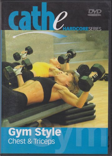 Cathe Friedrich's Gym Style Chest & Triceps DVD